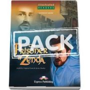Curs de limba engleza - The Prisoner of Zenda Book with Audio CD