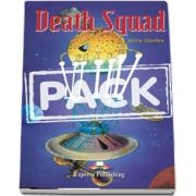 Death Squad Book with Activity Book and CD