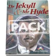 Dr Jekyll and Mr Hyde Book with Activity Book and Audio CD