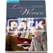 Little Women Book with Audio CD