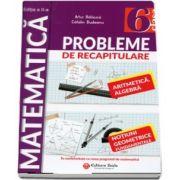 Matematica, probleme de recapitulare. Clasa a VI-a