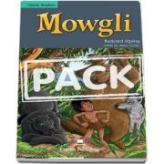 Mowgli Book with Audio CD
