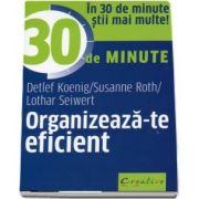 Organizeaza-te eficient