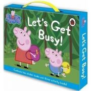 Peppa Pig Let s Get Busy Carry Case