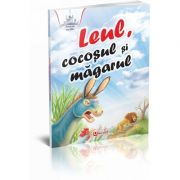 Povesti cu Talc - Leul, Cocosul, Magarul