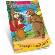 Povesti - Ursul pacalit de vulpe
