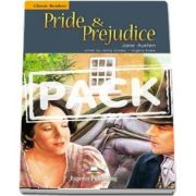Pride and Prejudice Book with Audio CD