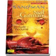 Sandman #1. Preludii si nocturne de Neil Gaiman