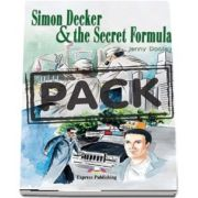Simon Decker and the Secret Formula Reader with Activity Book and Audio CD