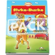 Sivka Burka Book with Audio CDs and DVD Video