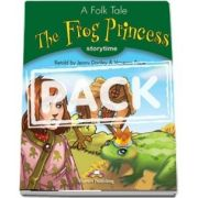 The Frog Princess Book with Audio CDs and DVD Video