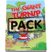 The Giant Turnip Story Book with Multi Rom