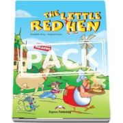 The Little Red Hen Book with Multi Rom