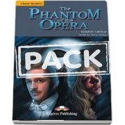 The Phantom of the Opera Book with Audio CD