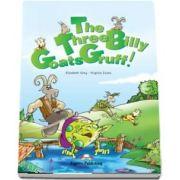 The Three Billy Goats Gruff Story Book