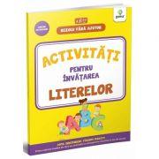 Activitati pentru invatarea literelor