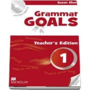 American Grammar Goals Level 1. Teachers Book Pack