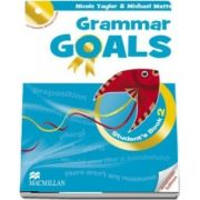 American Grammar Goals Level 2. Students Book Pack