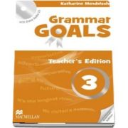 American Grammar Goals Level 3. Teachers Book Pack