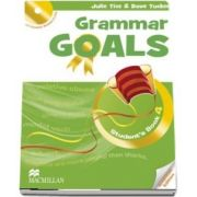 American Grammar Goals Level 4. Students Book Pack