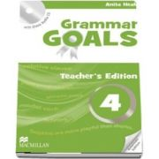American Grammar Goals Level 4. Teachers Book Pack