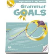 American Grammar Goals Level 5 Students Book Pack