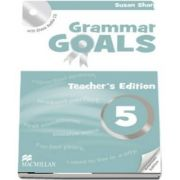 American Grammar Goals Level 5. Teachers Book Pack