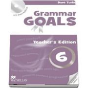 American Grammar Goals Level 6. Teachers Book Pack