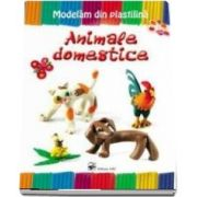 Animale domestice. Modelam din plastilina