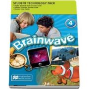 Brainwave American English Level 4 Student Technology Pack