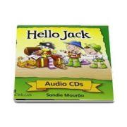 Captain Jack Level 0 Class Audio CD