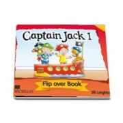 Captain Jack Level 1 Flip over Book