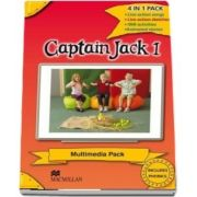Captain Jack Level 1 Multimedia Pack