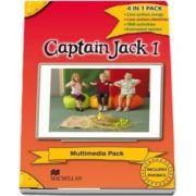 Captain Jack Level 1 Multimedia Pack