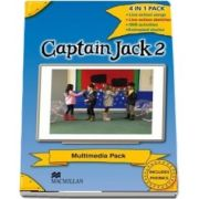 Captain Jack Level 2 Multimedia Pack