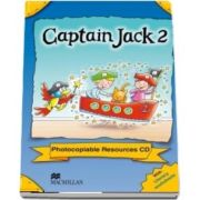 Captain Jack Level 2 Photocopiables CD Rom