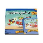 Captain Jack Level 2 Pupils Book Plus Pack