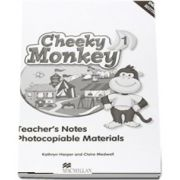 Cheeky Monkey 1 Teachers Book English