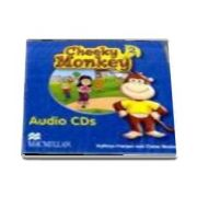 Cheeky Monkey 2 Audio CD
