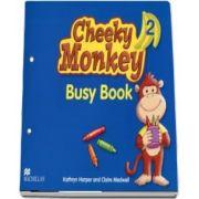 Cheeky Monkey 2 Busy Book