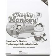 Cheeky Monkey 2 Teachers English