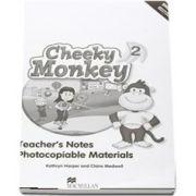 Cheeky Monkey 2 Teachers English