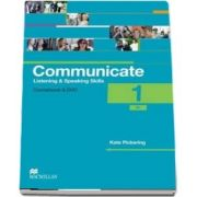 Communicate 1 Course Book Pack with DVD International Version