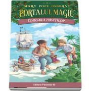 Comoara piratilor. Portalul Magic nr. 4