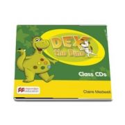 Dex the Dino Level 0 Audio CD