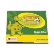 Dex the Dino Level 0 Audio CD