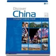 Discover China Level 4 Students Book and CD Pack