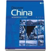 Discover China Level 4 Workbook and CD Pack