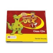 Discover with Dex 1 Audio CD
