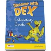 Discover with Dex 2 Literacy Book